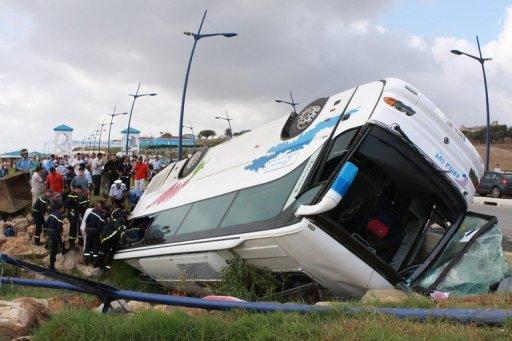 accidente de autobus
